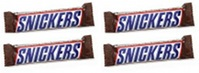 4 snickersy