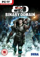 Binary Domain PC Boxart