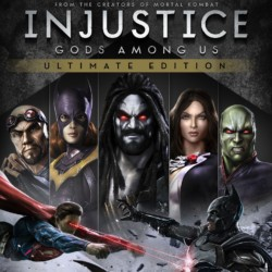 Injustice: Gods Among Us Ultimate Edition za 8,63 zł w Konsoleigry