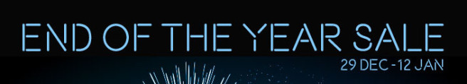 Gamersgate End of the Year Sale 2014