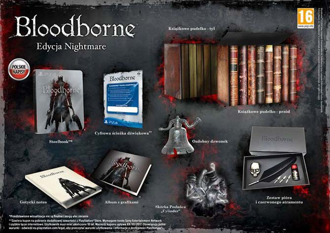 Bloodborne - Nightmare