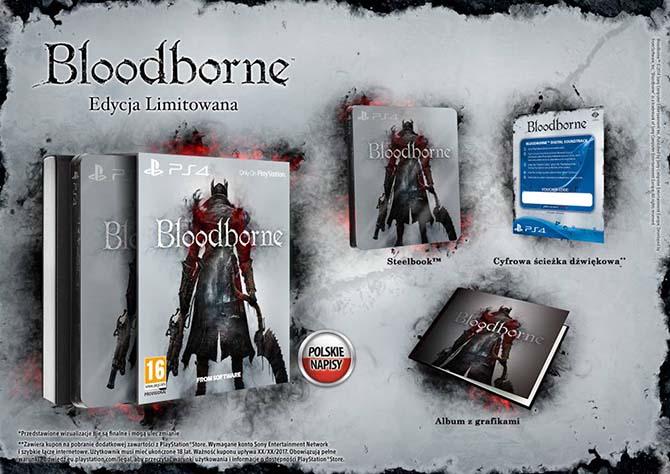 Limitowana - Bloodborne