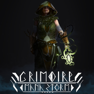 Grimoire Manastorm