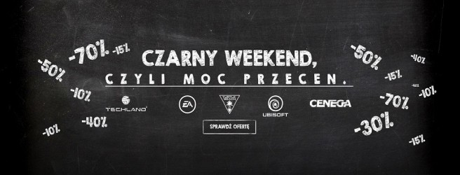 Ultima czarny weekend