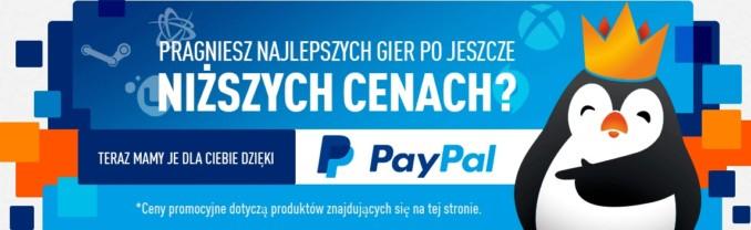 Kinguin Paypal Sale – dodano nowe tytuły (7.10)