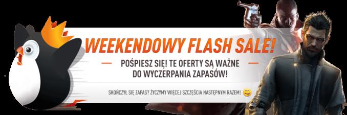 Weekendowy Flash Sale w Kinguinie (9.09)
