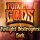 Forge of Gods: Twilight Destroyers Pack na Steama za darmo