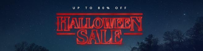 [Aktualizacja] Wyprzedaż z okazji Halloween w GMG