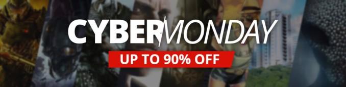 Cyber Monday w GMG – dodatkowe 15% obniżki na już przecenione tytuły!