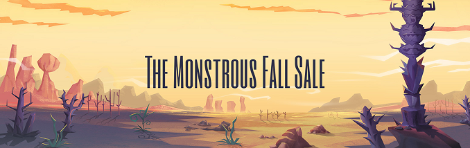 The Monstrous Fall Sale na GOG.com