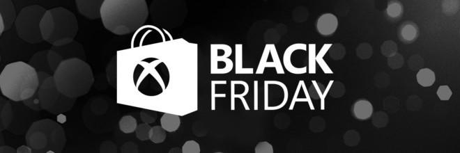 Czarny Piątek w Xbox Store