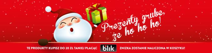 Brakuje wam pomysłów na prezent świąteczny? Sprawdźcie Świąteczne Pogotowie Prezentowe Cdp.pl