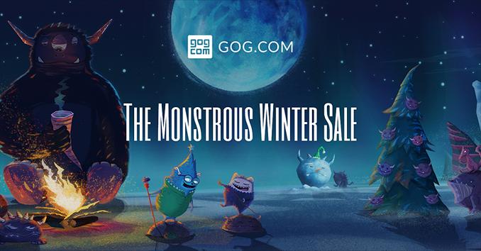The Monstrous Winter Sale 2016 na GOG.com
