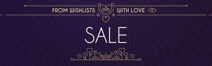From Wishlists, With Love Sale na GOG.com