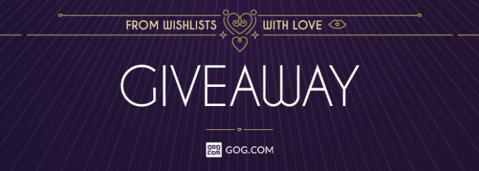 [Aktualizacja – ogłaszamy zwycięzców!] Olbrzymi giveaway! Rozdajemy 200 kluczy do gier od GOGa!