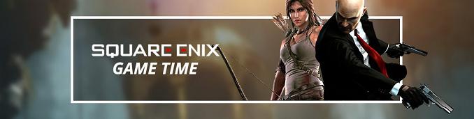 Promocja na gry Square Enix w GMG