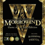 Promocja na The Elder Scrolls III Morrowind Game of the Year Edition