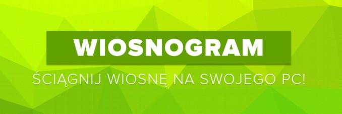 Wiosnogram w Sklepie Gram.pl