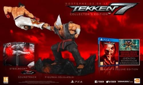 Promocja na Tekken 7 Edycja Kolekcjonerska