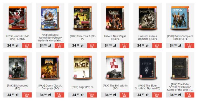 Dwie gry z serii PKK w cenie jednej w Sklepie Gry-online
