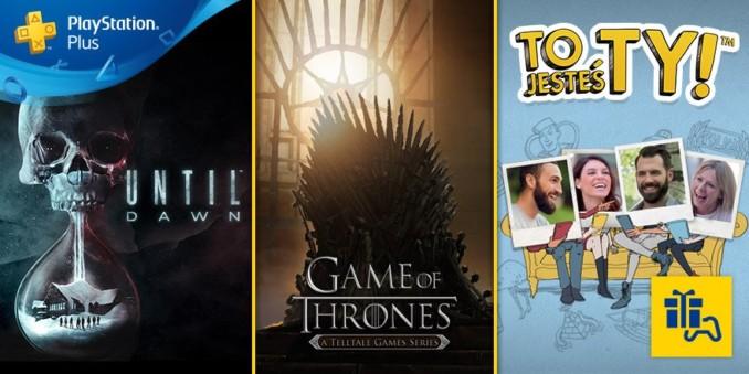 Znamy gry, które trafią do PS+ w lipcu