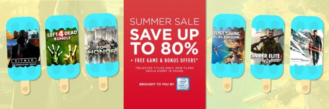 GMG Summer Sale – Flash Deals (Dzień 2, tura 2)