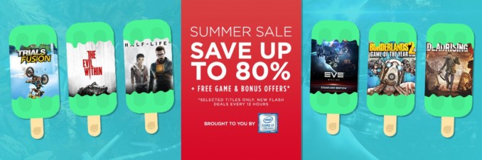GMG Summer Sale – Flash Deals (Dzień 6, tura 1)
