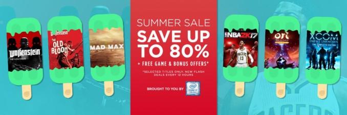 GMG Summer Sale – Flash Deals (Dzień 4, tura 1)