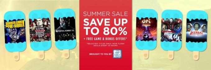 GMG Summer Sale – Flash Deals (Dzień 10, tura 2)