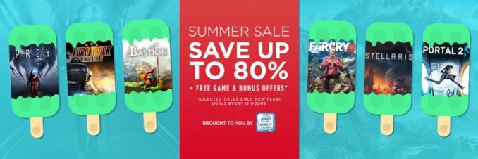 GMG Summer Sale – Flash Deals (Dzień 2, tura 1)