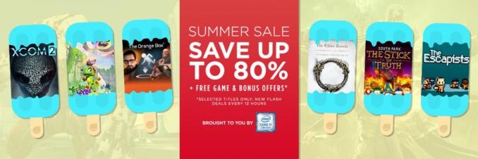 GMG Summer Sale – Flash Deals (Dzień 1, tura 2)