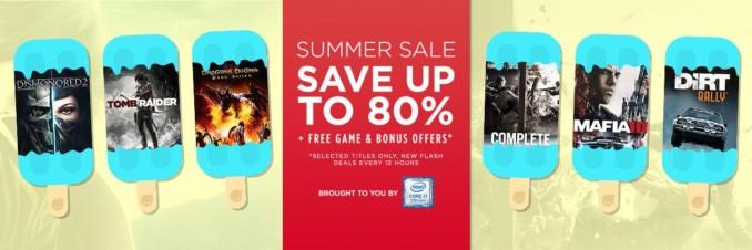 GMG Summer Sale – Flash Deals (Dzień 3, tura 2)