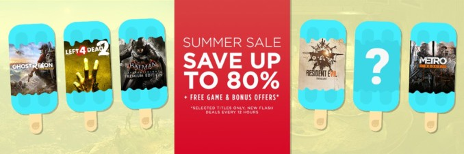 GMG Summer Sale – Flash Deals (Dzień 5, tura 2)
