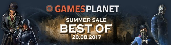 Finał letniej wyprzedaży w Gamesplanet – powrót najlepszych promocji!