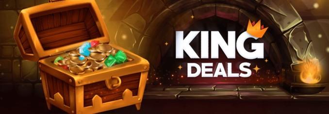 Kinguin – King Deals (17.10)