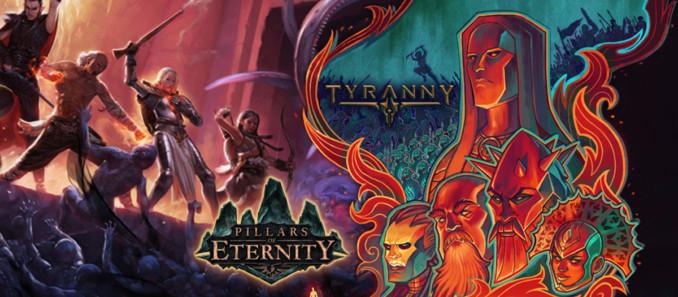 Promocja na Pillars of Eternity i Tyranny w cdp.pl