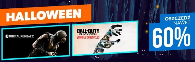 Halloweenowa promocja w PlayStation Store