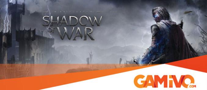 Middle-earth: Shadow of War za 150,30 zł w GAMIVO