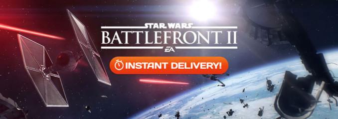 Star Wars: Battlefront II za 197,10 zł w GAMIVO