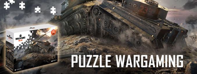 [Aktualizacja – już po 27,99 zł!] Promocja puzzle World Of Tanks oraz World Of Warships w Merlinie