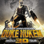 Promocja na Duke Nukem 3D 20th Anniversary World Tour