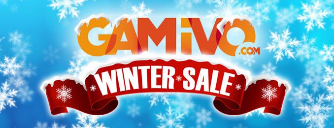 Winter Sale w GAMIVO (15.12)