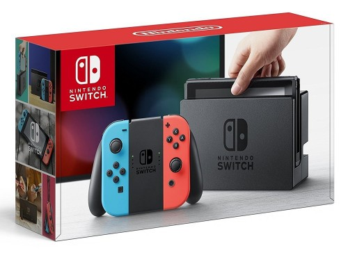 Promocja na Nintendo Switch
