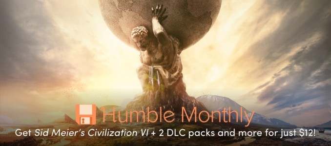 Zapowiedź lutowego Humble Monthly Bundle