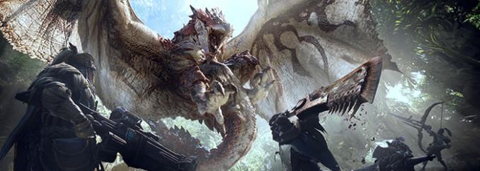 Monster Hunter World (PS4/XONE) – Przegląd ofert przedpremierowych