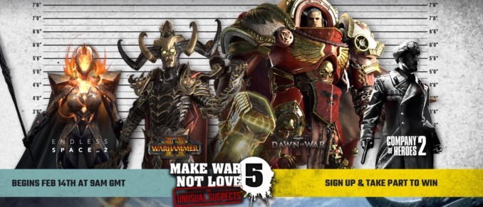 Sega: Make War Not Love – piąta edycja. Dwie gry na Steama za darmo