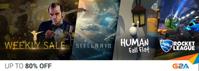 G2A Weekly Sale (2.03)