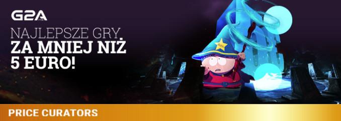 G2A – Wyprzedaż gier poniżej 5 Euro