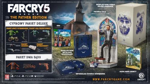 Far Cry 5 - edycja kolekcjonerska