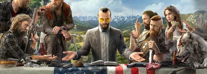 Far Cry 5 – Przegląd ofert przedpremierowych